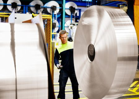 Gränges And Alcoa Partner On Low-Carbon Aluminium Production