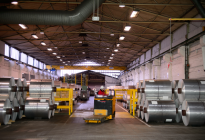 Hydro's New Line in Germany Produces First Rolled Aluminium