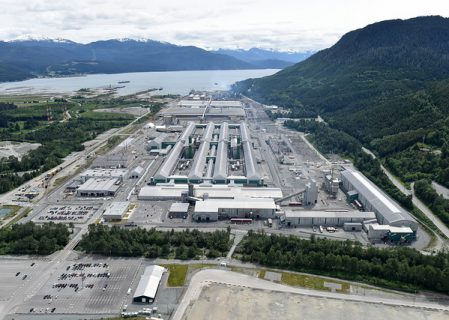 Rio Tinto's Aluminium Output Off by One Percent in 2017