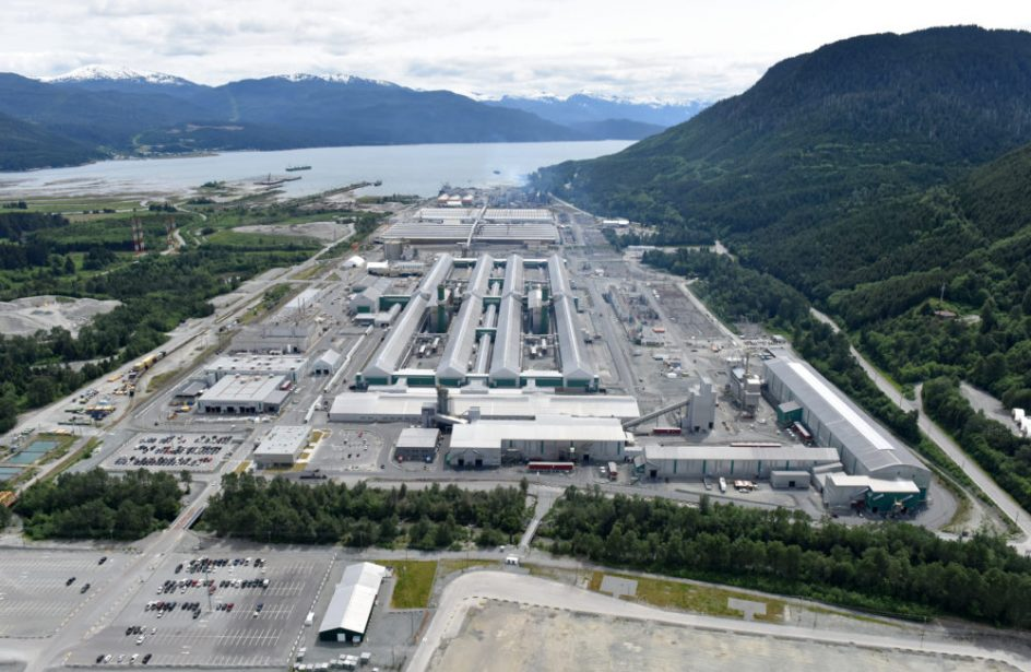 Rio Tinto's Kitimat Aluminium Smelter Achieves ASI Certification