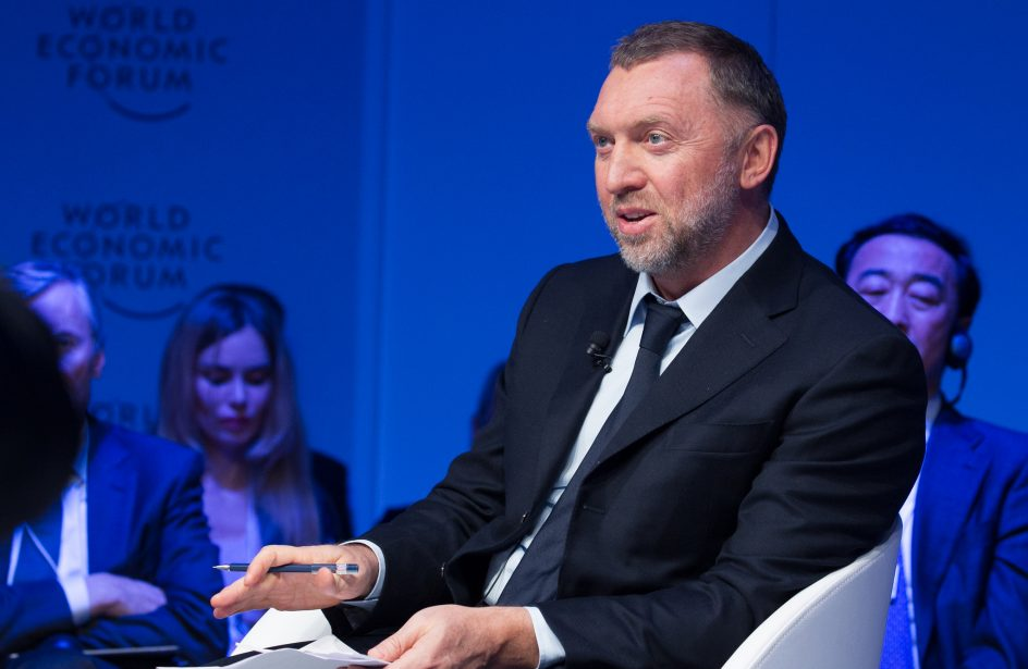 Deripaska, Rusal, and En+ Group Face Sanctions From U.S. Treasury Over Alleged Election Interference