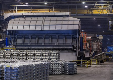 Baowu Constructing US$1.07 Billion Aluminium Alloy Plant In Henan