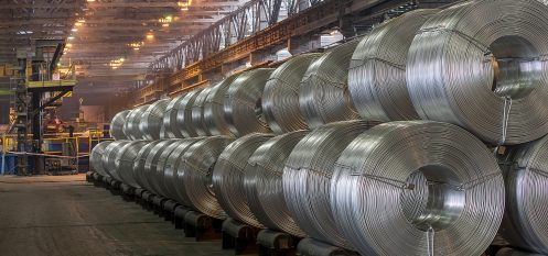 Rusal's US$1.085-Billion Sustainability-Linked Finance Deal Named Year's Best By TXF