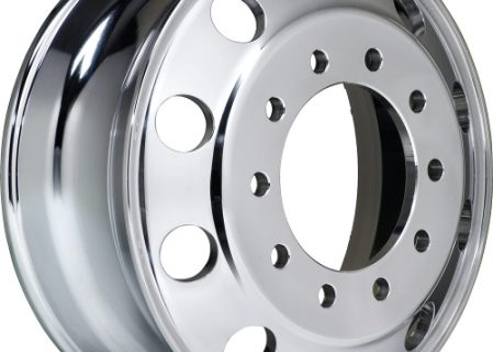 American Firm Develops New Aluminium Alloy for Commercial Vehicle Wheels
