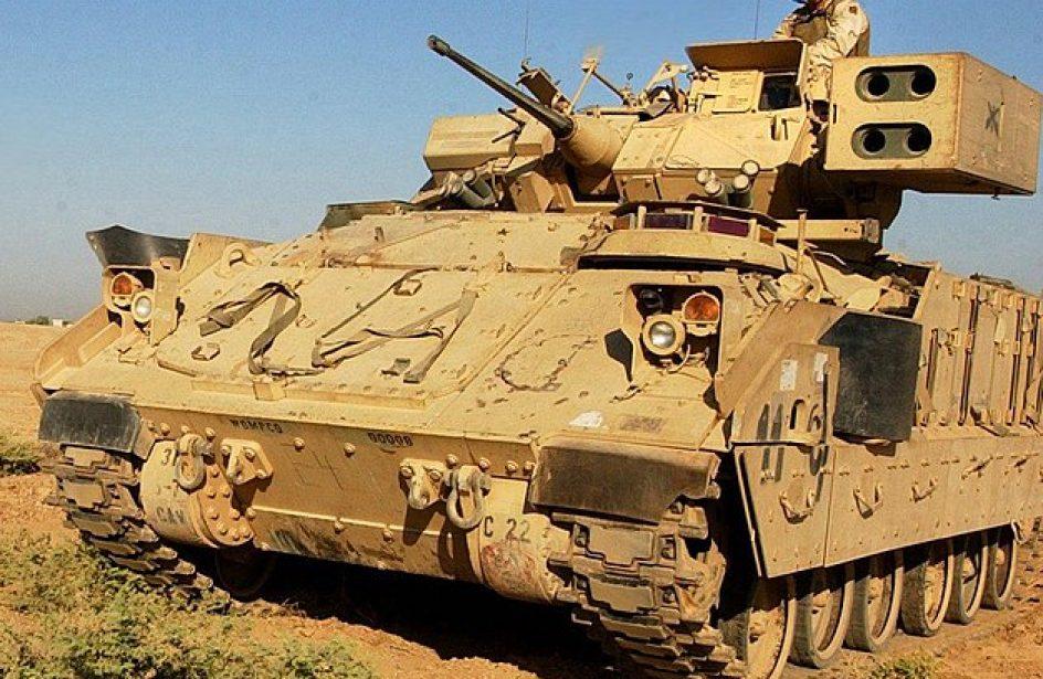 Constellium Lauded by U.S. Army for Aluminium Armor Plate Design