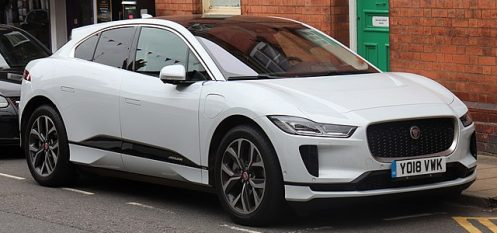 Novelis Inks Contract With Jaguar Land Rover To Supply Aluminium For All-Electric I-PACE SUV
