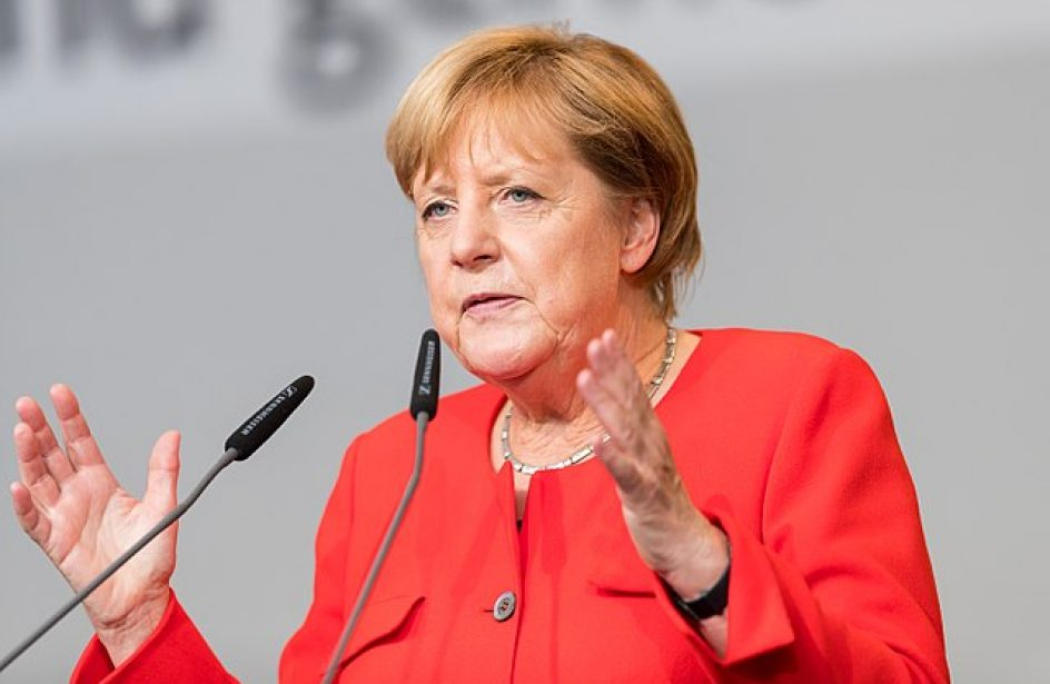 Expect EU to Strike Back Against Trump Aluminium Tariffs – Chancellor Merkel