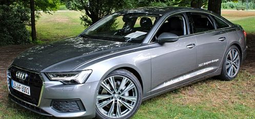 Constellium Inks Deal To Supply Aluminium Sheet To Audi For Fifth-Generation A6