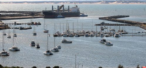 Alcoa and Bunbury Port Strike Two-Year Deal for Bauxite Export