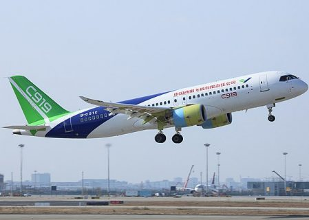 Chinese Researchers Develop Aerospace Aluminium Alloy That Could Lighten C919 By 15 Percent
