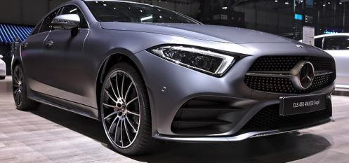 Constellium to Provide Aluminium for Redesigned Mercedes-Benz CLS-Class Luxury Sedan