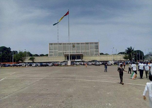 SMB Opens US$1 Billion Bauxite Railway In Guinea