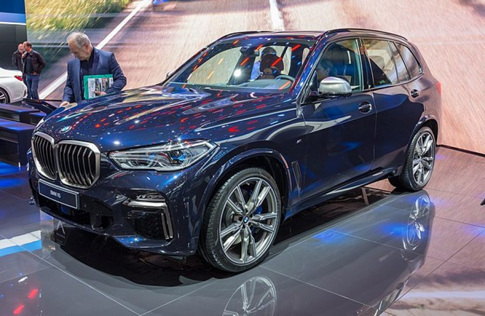 Constellium To Provide Aluminium Structural Components For BMW X Model SUV