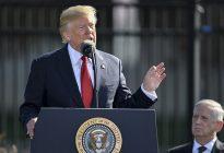 Trump Announces Plan to Enact Tariffs of 10 Percent on All Imported Aluminium