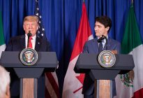 Trump And Trudeau Discuss Section 232 Aluminium And Steel Tariffs, But To No Avail