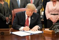 Trump Signs Order Aimed At Increasing Domestic Aluminium Use In Federal Infrastructure Projects
