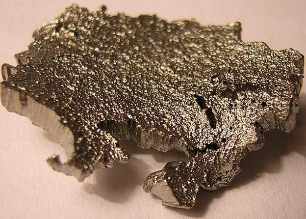 Rio Tinto Begins Scandium Oxide Production At Quebec Plant