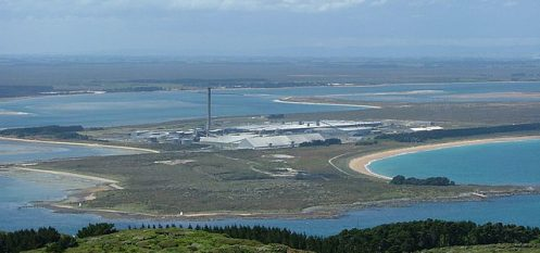 Tiwai Point Sees Bottom Line Drop Due To Rising Costs, Falling Prices