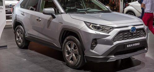Novelis To Supply Toyota With Aluminium Auto Body Sheet For Fifth-Gen RAV4