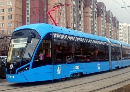 Rusal On Track to Supply Aluminium for Moscow's Tram Referb Project