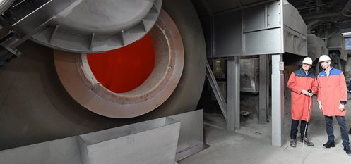 Trimet Inaugurates New Rotary Furnace At Gelsenkirchen Plant