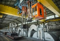EGA Completes Refurbishment At Al-Taweelah Aluminium Smelter's Potline 3