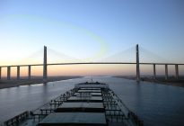EGA Greets Region's First-Ever Capesize Vessel To Khalifa Port In Abu Dhabi