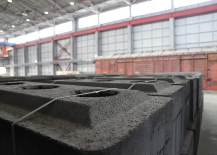 Rusal Begins Production Of Aluminium Alloy Cathodic Protection Anodes