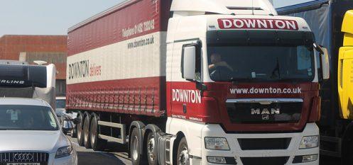 C M Downton Inks Logistics Contract with Sapa Profiles UK
