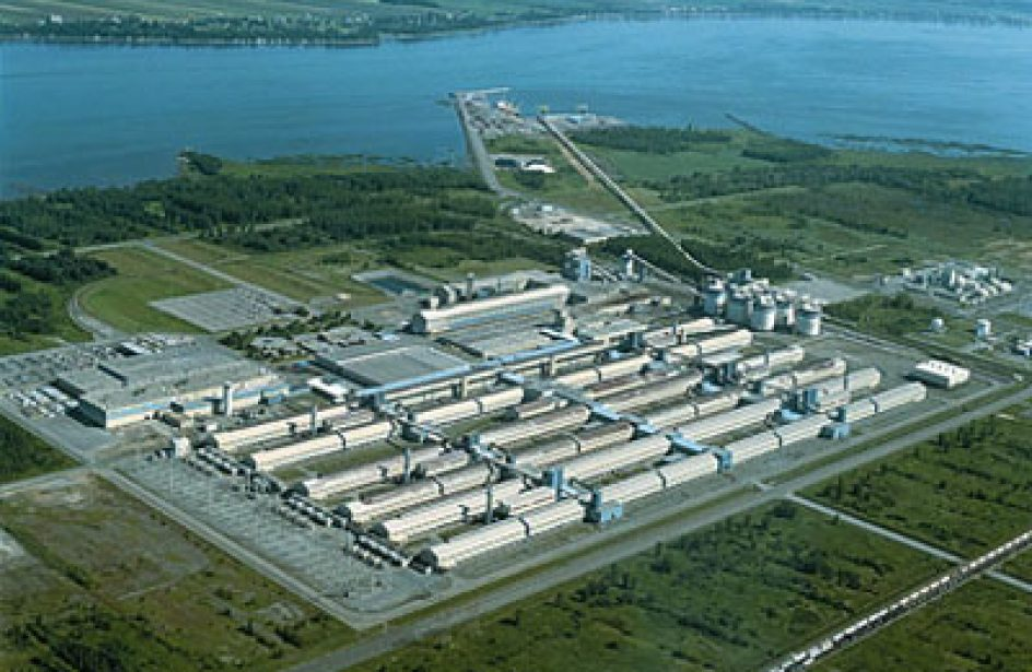 Lockout Ends At Aluminerie de Bécancour With Labor Vote To Accept Alcoa Contract Offer