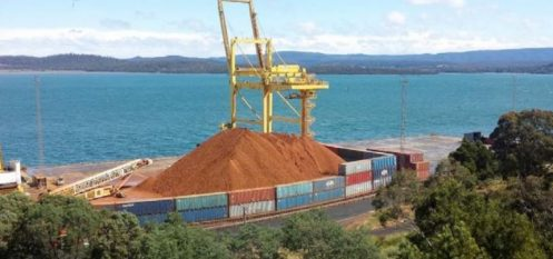 ABx Seals First Bauxite Sale