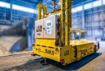 Quebec Firm Develops Autonomous Vehicle Specially Designed For Aluminium Smelters