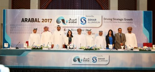 ARABAL 2017 Promises to Put the Middle East's Aluminium Industry In Spotlight