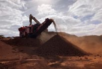 ABx Mines 31,600 Metric Tons Of Bauxite Three Weeks Ahead Of Scheduled Shipment