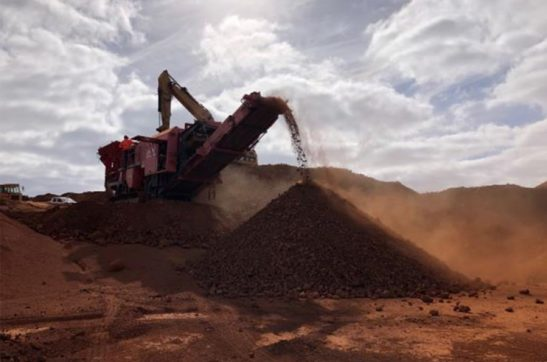 ABx To Ship Next Load Of Bauxite Ore From Bald Hill Ahead Of Schedule