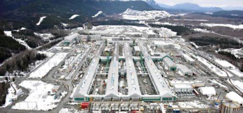 Rio Tinto's Kitimat Smelter Hosts Open House