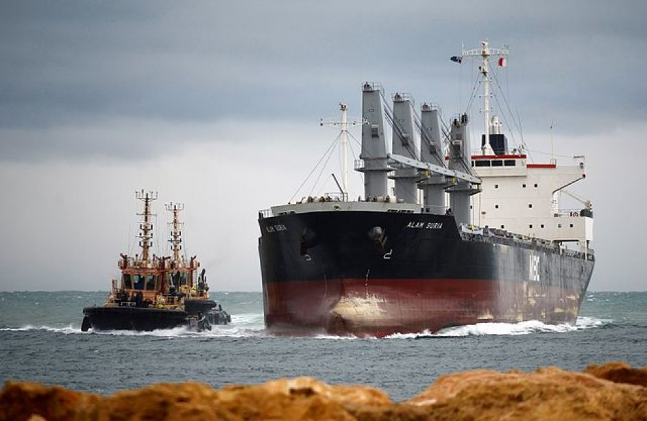 EGA Inks Fifteen-Year Transshipment Agreement With Louis Dreyfus Company for Guinean Bauxite