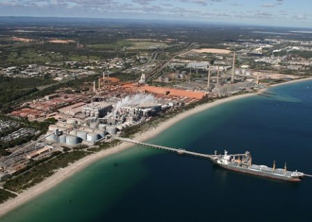 Alcoa Planning Conversion To Steam-Generated Power At Australian Alumina Refineries