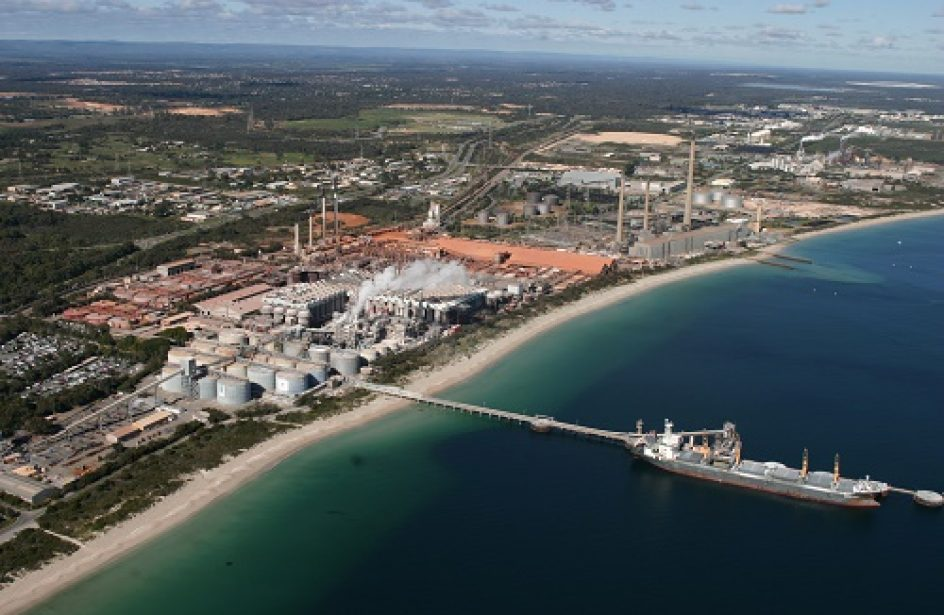 Australian Government Awards Grant to Project for Using Solar Energy in Alumina Refining