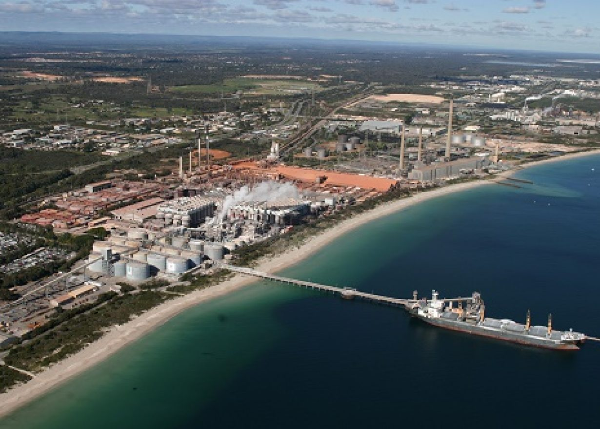 Alcoa Planning Conversion To Steam-Generated Power At Six Australian Alumina Refineries