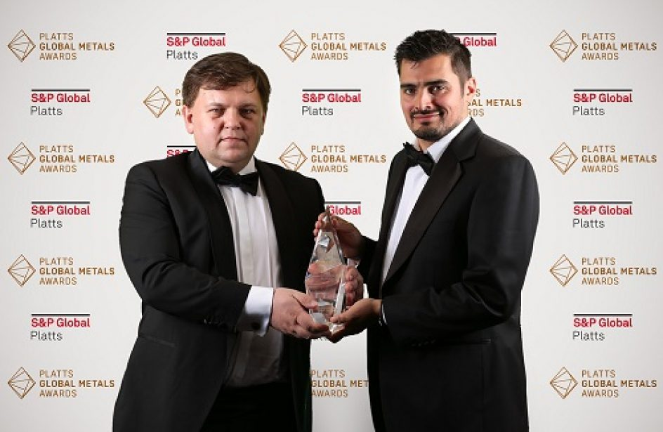 Rusal Wins Aluminium Industry Leadership Award