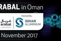 Global Aluminium Stakeholders Expected to Converge at ARABAL 2017