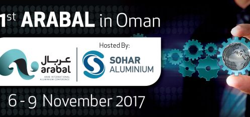 Global Aluminium Stakeholders Expected to Converge at ARABAL 2017