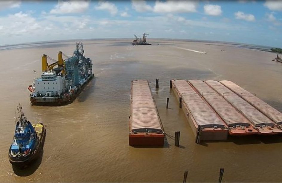 Sanctions Against Rusal Lead to Cessation of Bauxite Shipments from Guyana