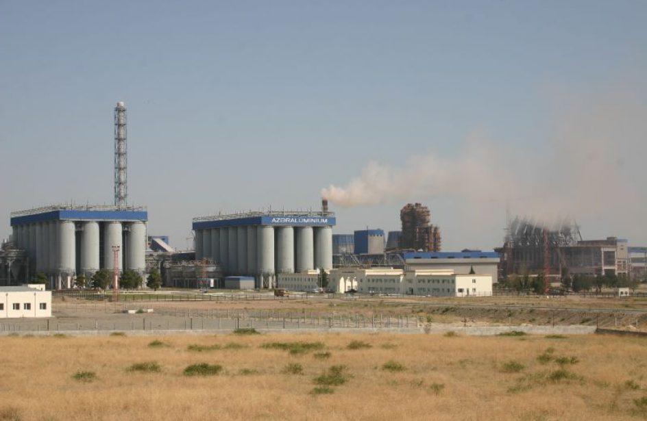 Azerbaijan Announces Plans to Restart Smelter at Ganja