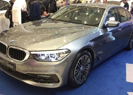 Constellium Revealed as Premier Aluminium Provider for BMW 5 Series