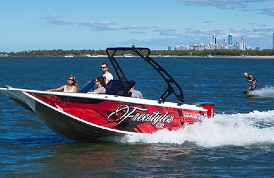 BRP Acquires Majority Stake In Australian Aluminium Boatmaker Telwater