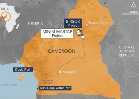 Canyon Expects To Submit Environmental Report To Cameroon Government Next Month