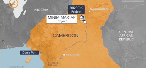 Canyon Resources Reports High-Quality Samples At Bauxite Test Sites In Cameroon