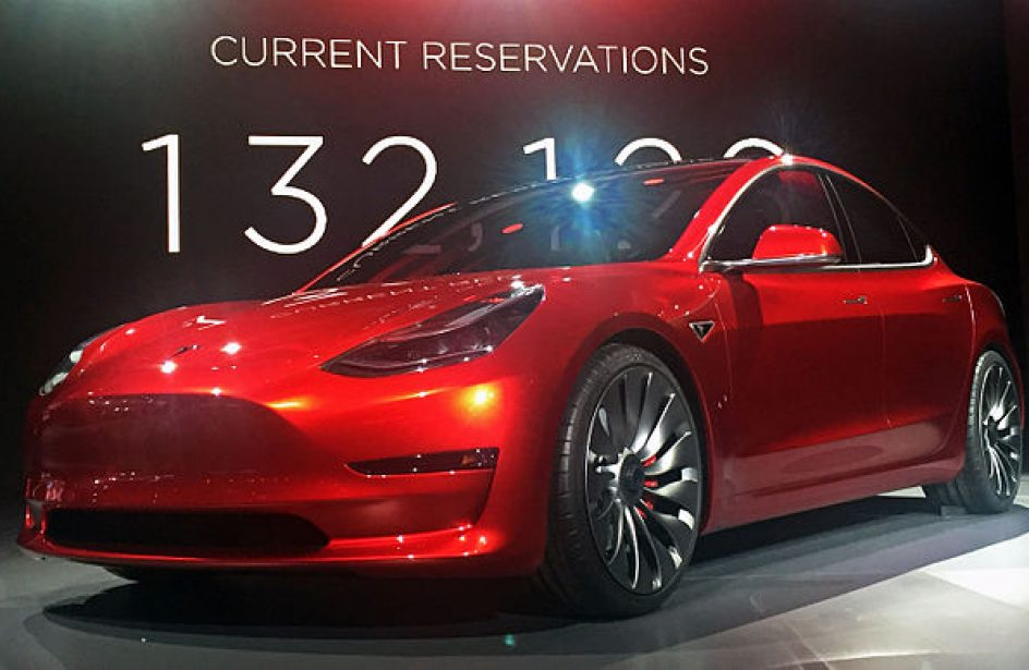 UACJ Preparing to Ramp Up Aluminium Production for Tesla Model 3 Chassis Parts